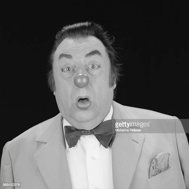 French Comedian Raymond Devos