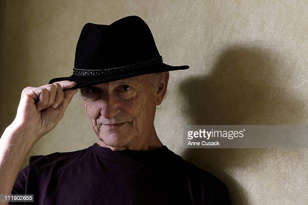 French comic book artist Jean Giraud aka Moebius photographed for Los Angeles Times in Burbank California on Novemeber 23 2010 CREDIT MUST READ Anne...