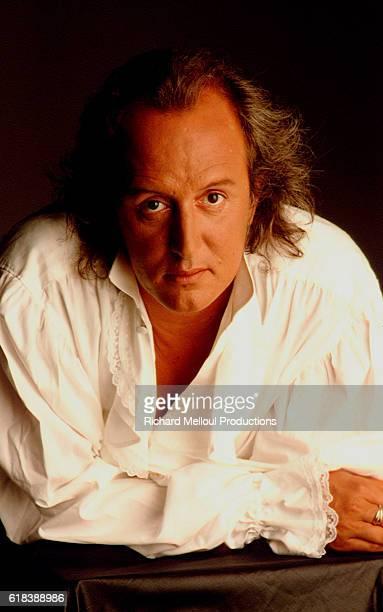 French Composer Didier Barbelivien