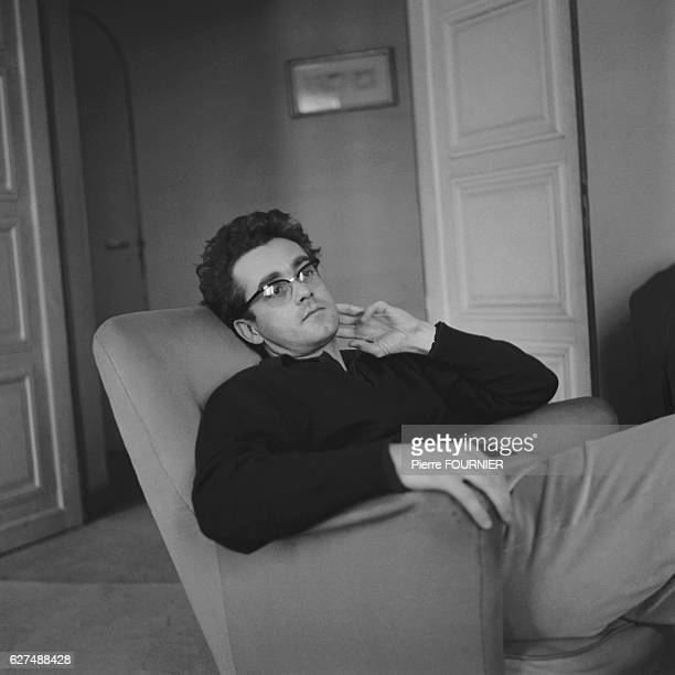 French composer director actor and screenwriter Michel Legrand
