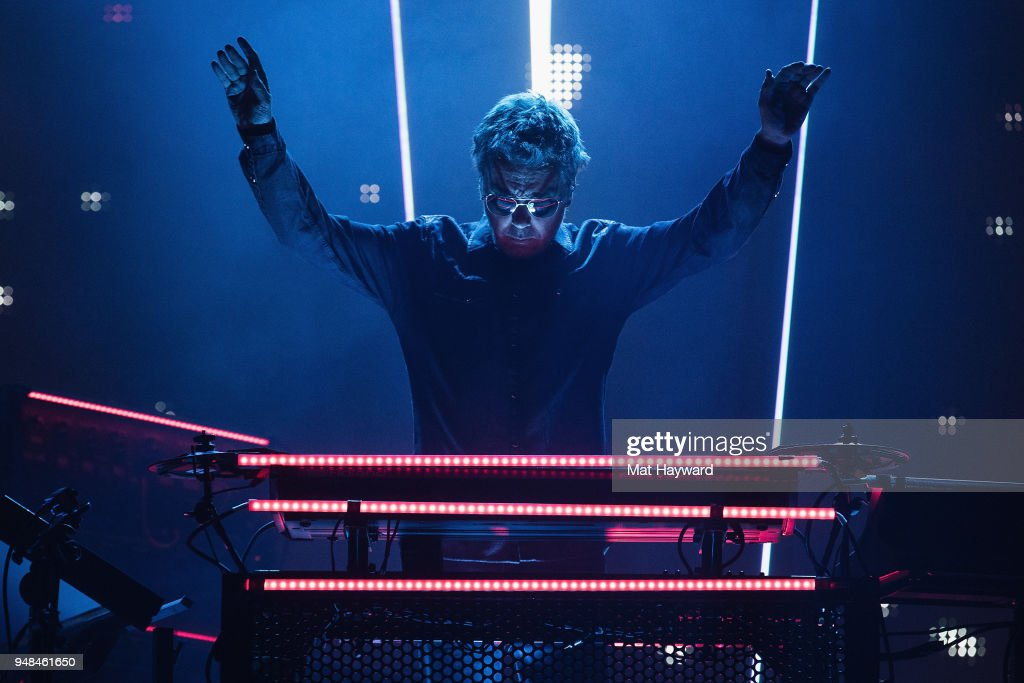 Jean-Michel Jarre In Concert - Seattle, WA