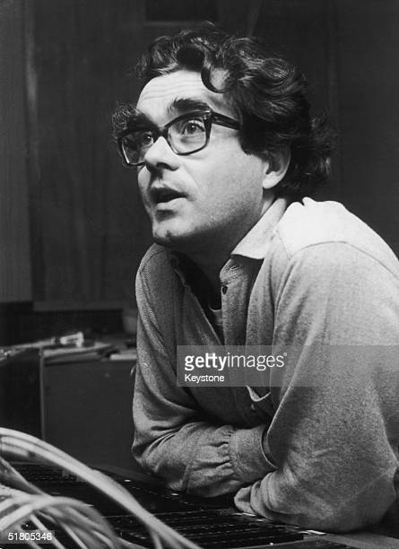 French conductor and composer Michel Legrand 12th April 1972 Legrand is best known for his film scores and won two Oscars for his scores for 'The...