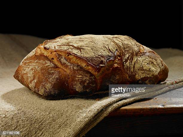 French Country Sourdough Artisan Bread