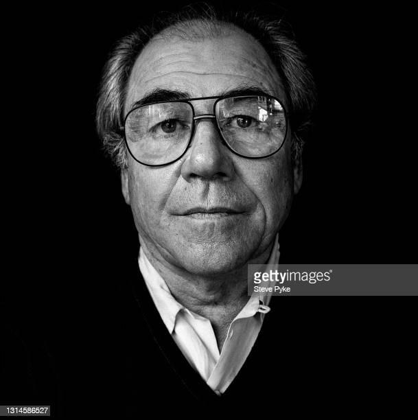 French cultural theorist and postmodernist philosopher Jean Baudrillard , Paris, 6th December 1991.