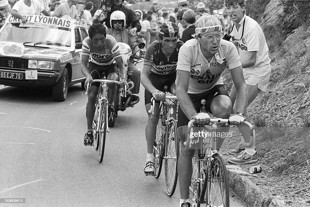 FRANCE-CYCLISM-FIGNON : News Photo