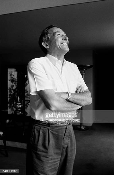 French Director Alain Corneau