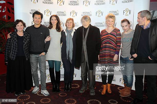 French director Brigitte Rouan actor Frederic Chau actress Frederique Bel director Cecile Telerman director JeanPierre Mocky actress Cecile Bois...
