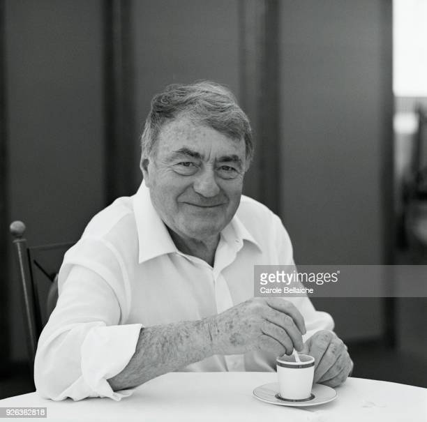 French director Claude Lanzmann attends the 2001 Cannes Film Festival to present his film Sobibor Oct 14 4 pm Lanzmann also directed the 1985 epic...