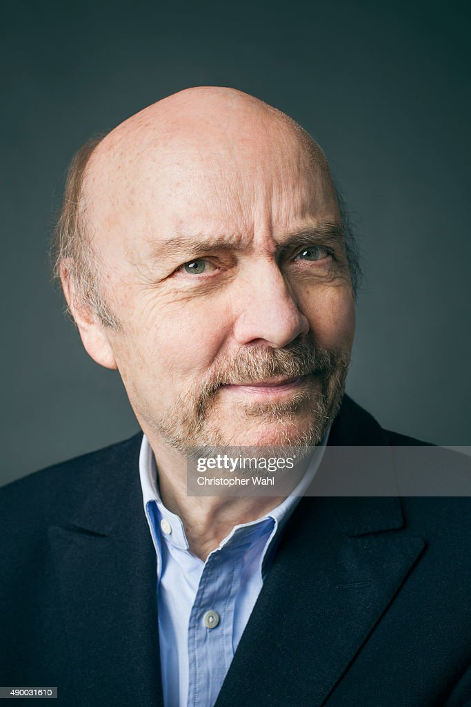 French director Jean-Paul Rappeneau is photographed for The Globe and Mail on September 15, 2015 in Toronto, Ontario.