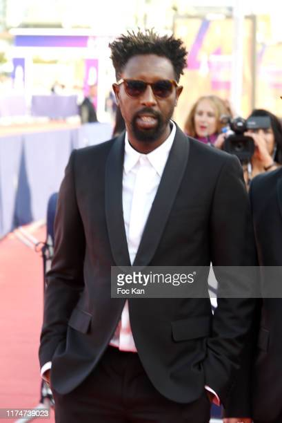 French director Ladj Ly attends the Award Ceremony during the 45th Deauville American Film Festival on September 14 2019 in Deauville France