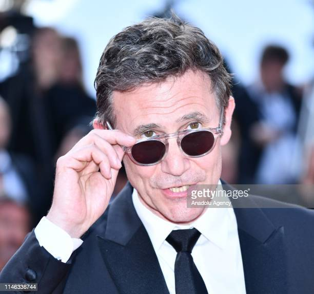 French director Michel Hazanavicius arrives for the Closing Awards Ceremony of the 72nd annual Cannes Film Festival in Cannes France on May 25 2019