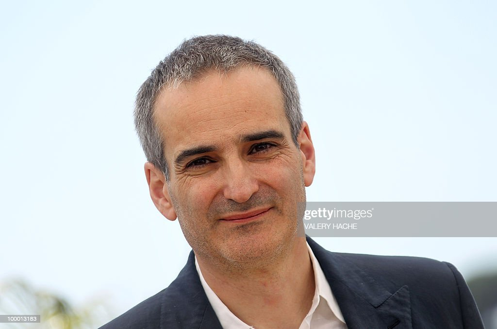 French director Olivier Assayas poses during the photocall of 'Carlos' presented out of competition at the 63rd Cannes Film Festival on May 20, 2010 in Cannes.