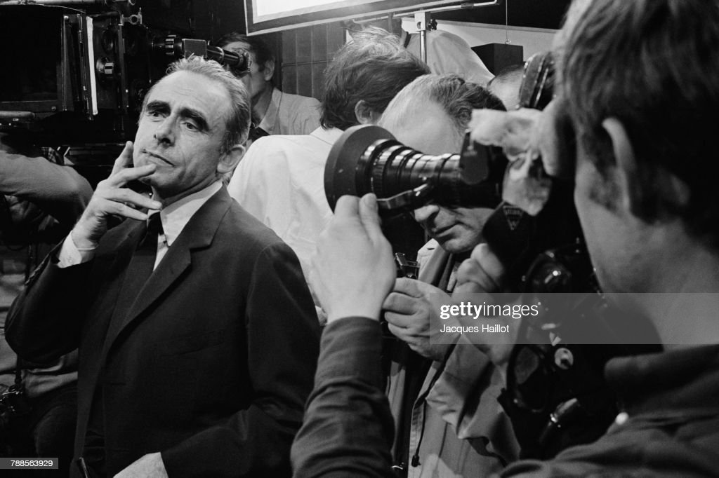 French director Henri-Georges Clouzot : News Photo