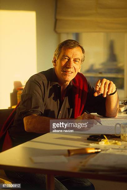 French director screenwriter and producer Roger Vadim