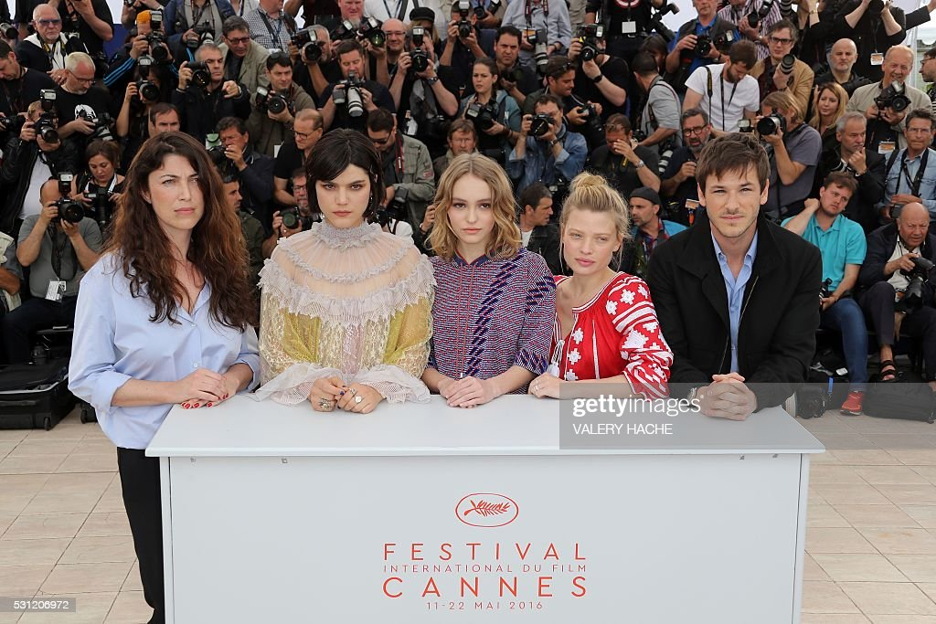 FRANCE-CANNES-FILM-FESTIVAL-ENTERTAINMENT : News Photo