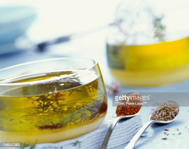 french dressing with herbs and spices