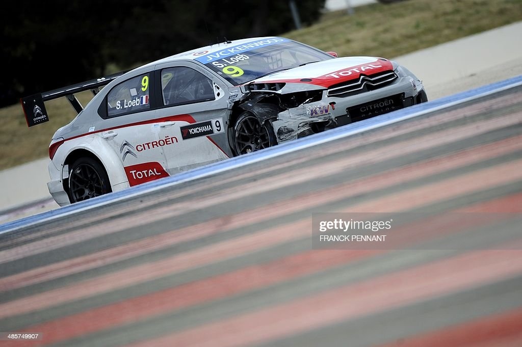 AUTO-WTCC-FRA : News Photo