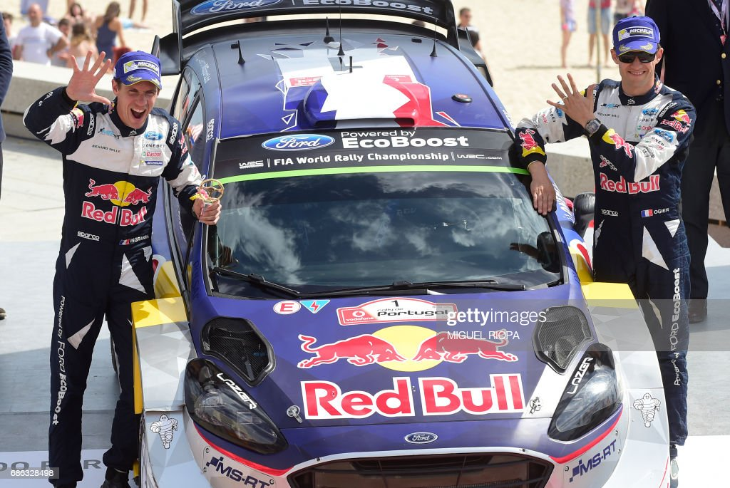 FIA World Rally Championship Portugal - Day Three Photos and Images ...