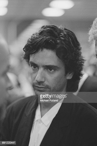 French electronic music composer JeanMichel Jarre October 1986