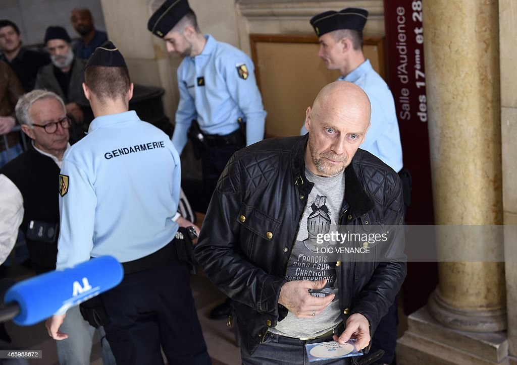 FRANCE-JUSTICE-TRIAL-RACISM : News Photo