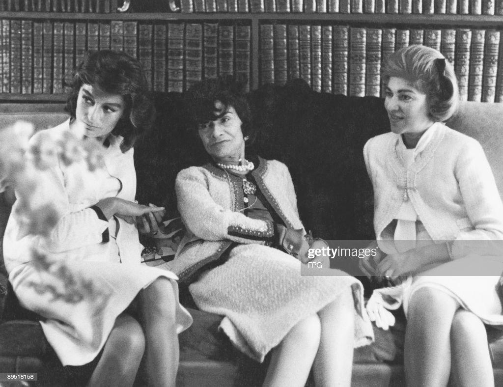 Coco Chanel : ニュース写真