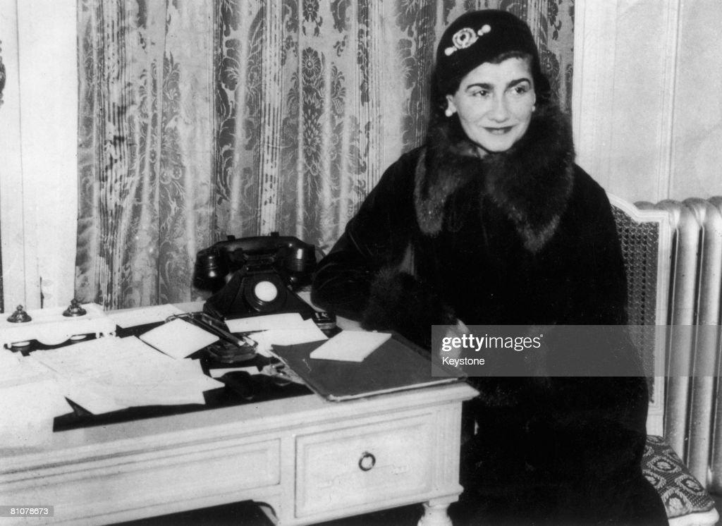 Coco Chanel : News Photo
