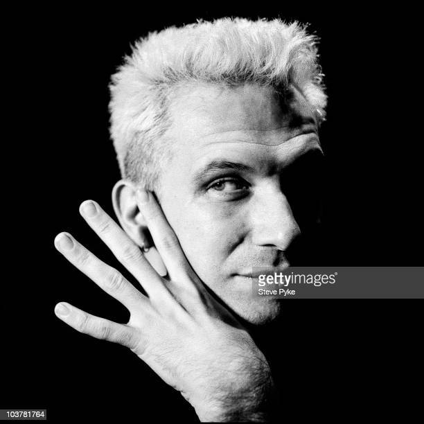 French fashion designer Jean Paul Gaultier 7th January 1989