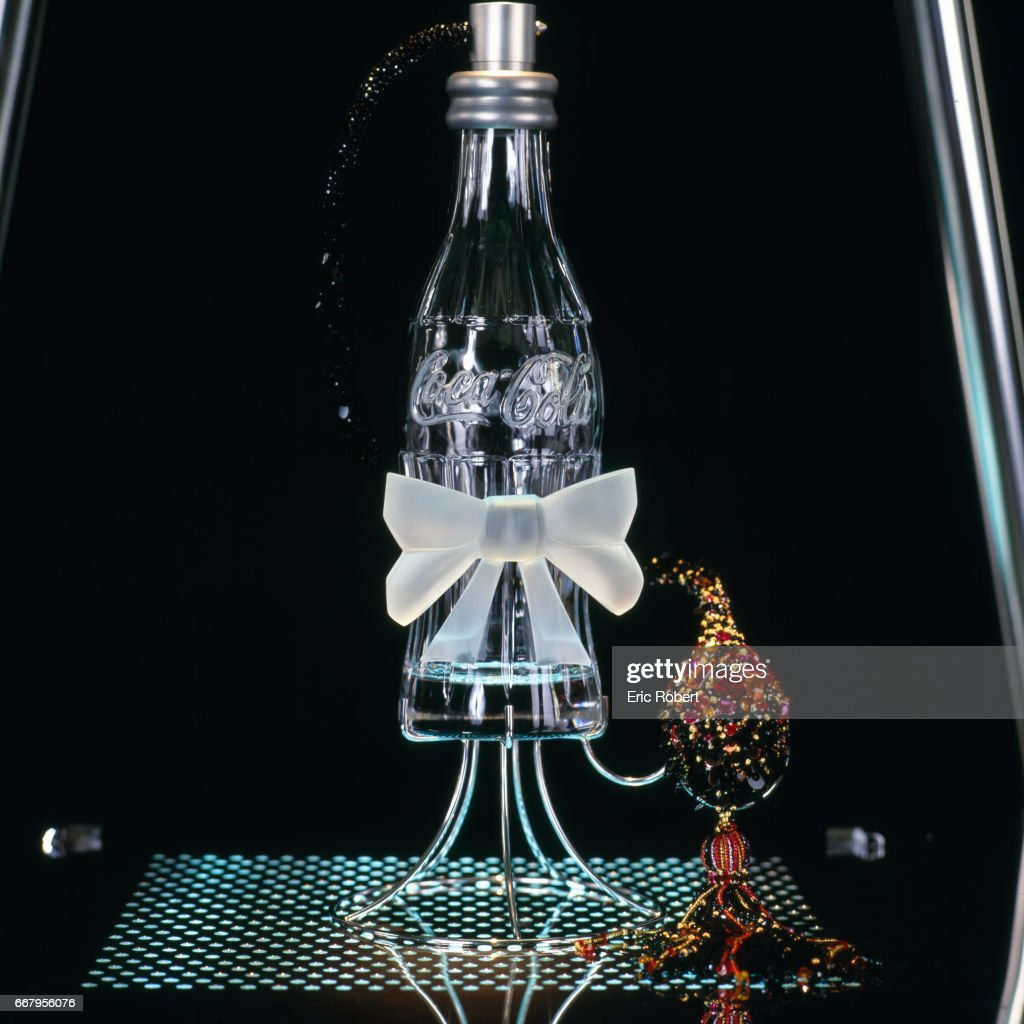 French Fashion Designer Olivier Lapidus Designed This Crystal Perfume News Photo Getty Images