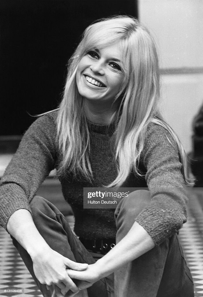 Brigitte Bardot : Nachrichtenfoto