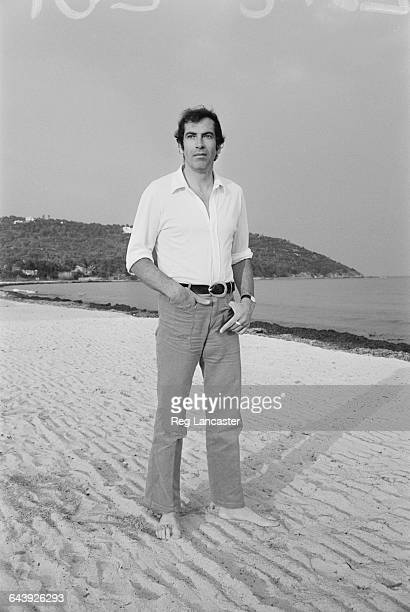 French film director and screenwriter Roger Vadim 6th May 1971