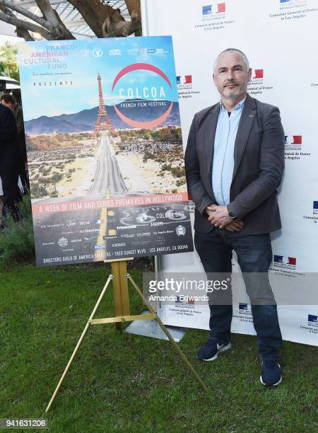 French Film Festival Executive Producer and Artistic Director Francois Truffart attends the 22nd Edition of the COLCOA French Film Festival program...