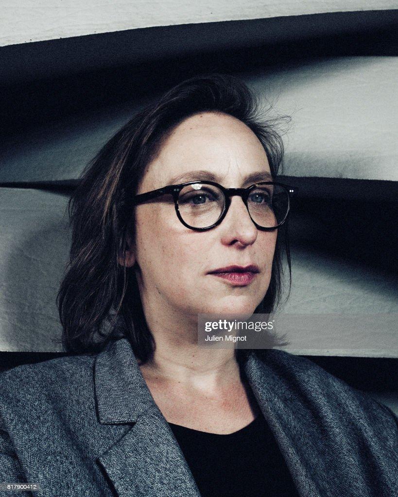 Celine Sciamma, Grazia France Magazine, May 2016 : News Photo