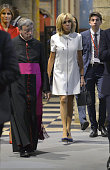 paris france french first lady brigitte