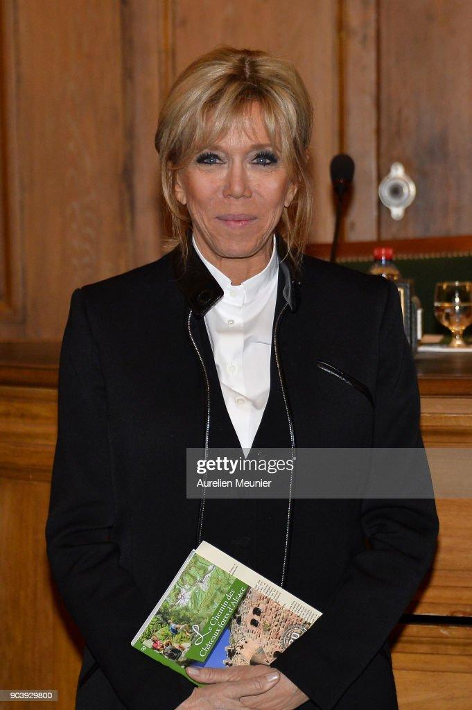 """""""Prix Histoire Et Prix Patrimoine 2017 De La Fondation Stephane Bern"""" At Institut de France In Paris"""