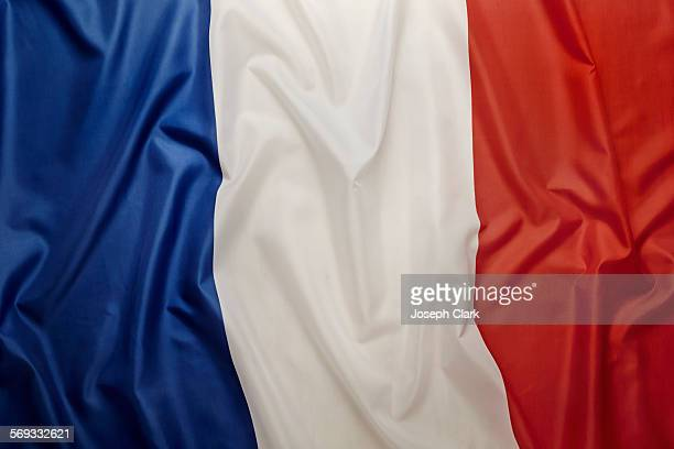 french flag - france stock-fotos und bilder