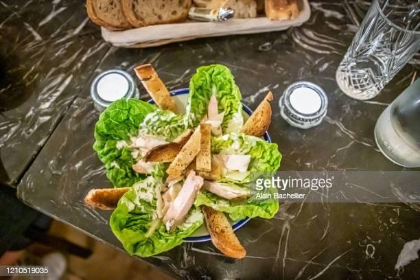 french food - alain bachellier photos et images de collection