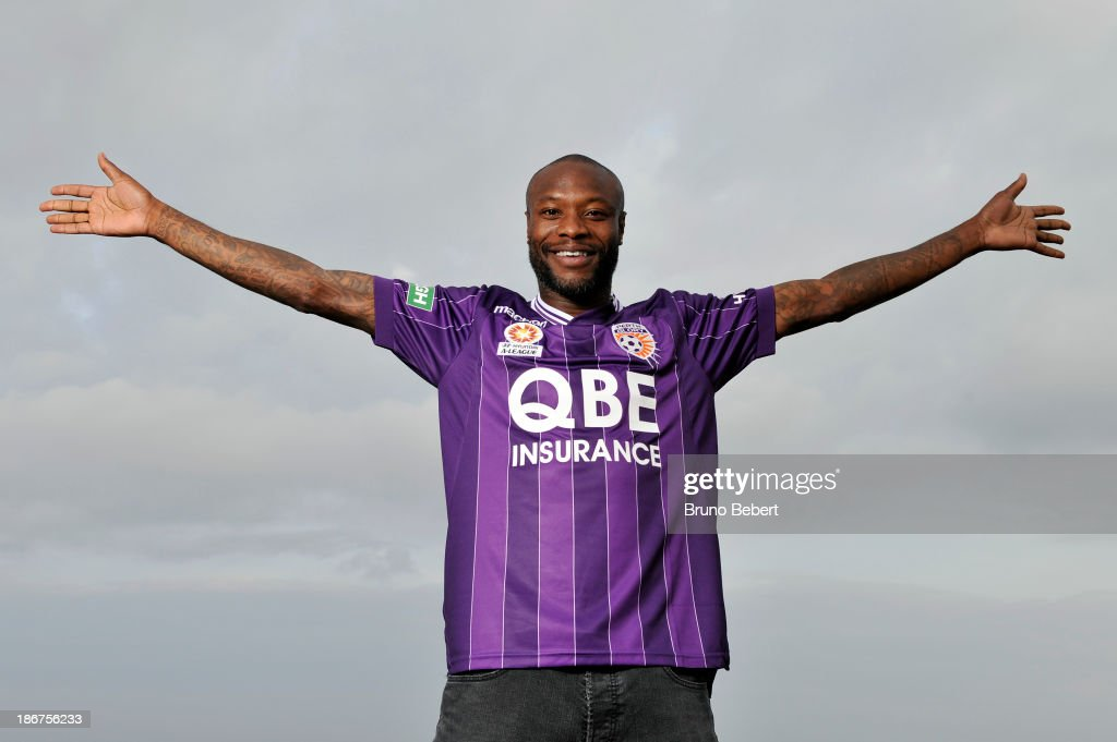 William Gallas Portrait Session