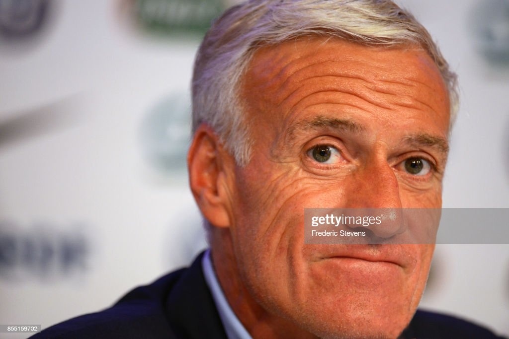 Didier Deschamps - Press Conference