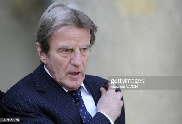 French Foreign Affairs Bernard Kouchner