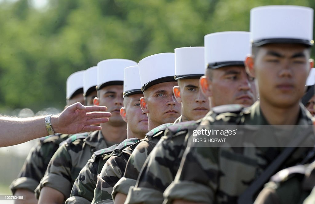 French Foreign Legion (Legion Etrangere) Pictures