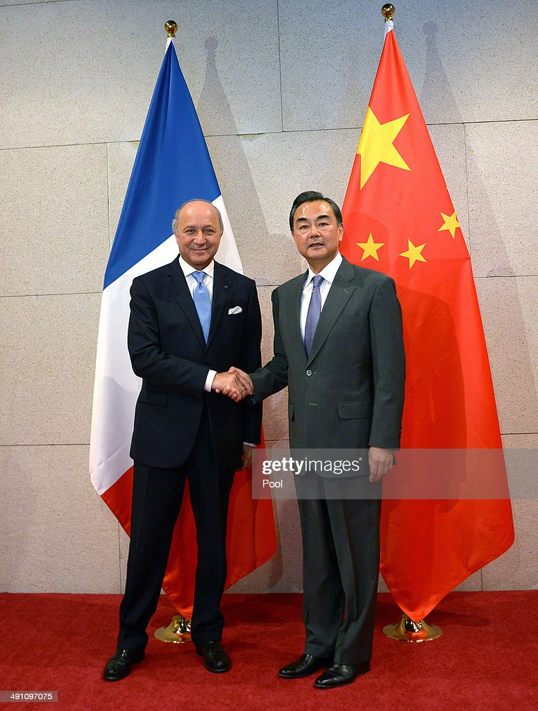 French Foreign Minister Laurent Fabius Visits China