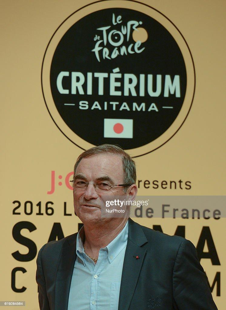 Media Day - 2016 Tour de France Saitama Criterium : ニュース写真