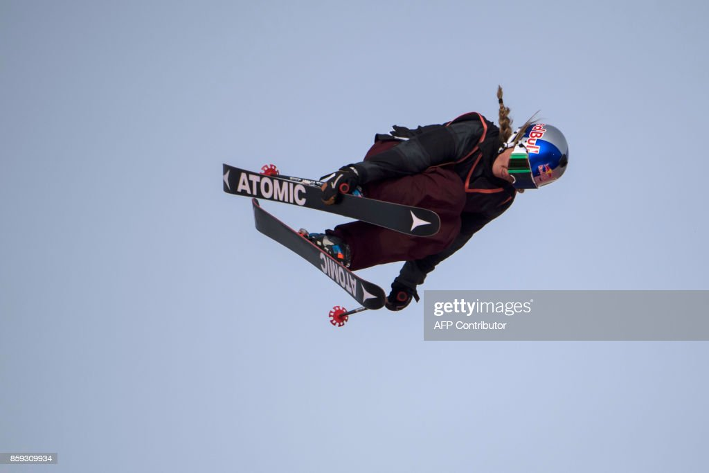 SKI-FREESTYLE-FRA : News Photo