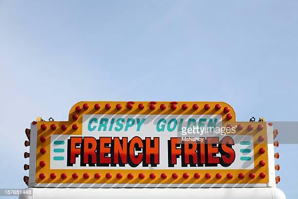 Patatas fritas de señal