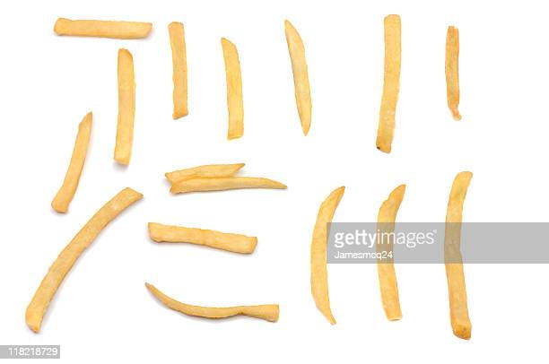 French Fry Samples