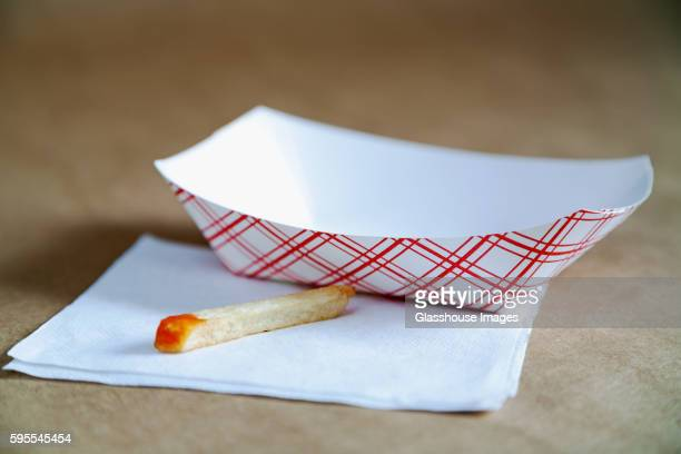 French Fry with Ketchup