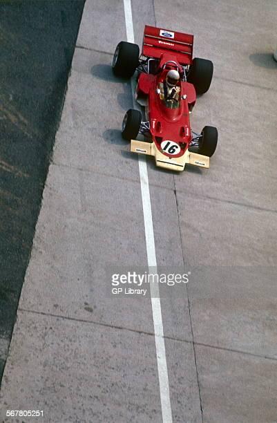 French GP ClermontFerrand 5th July 1970 Andrea de Adamich McLarenAlfaRomeo