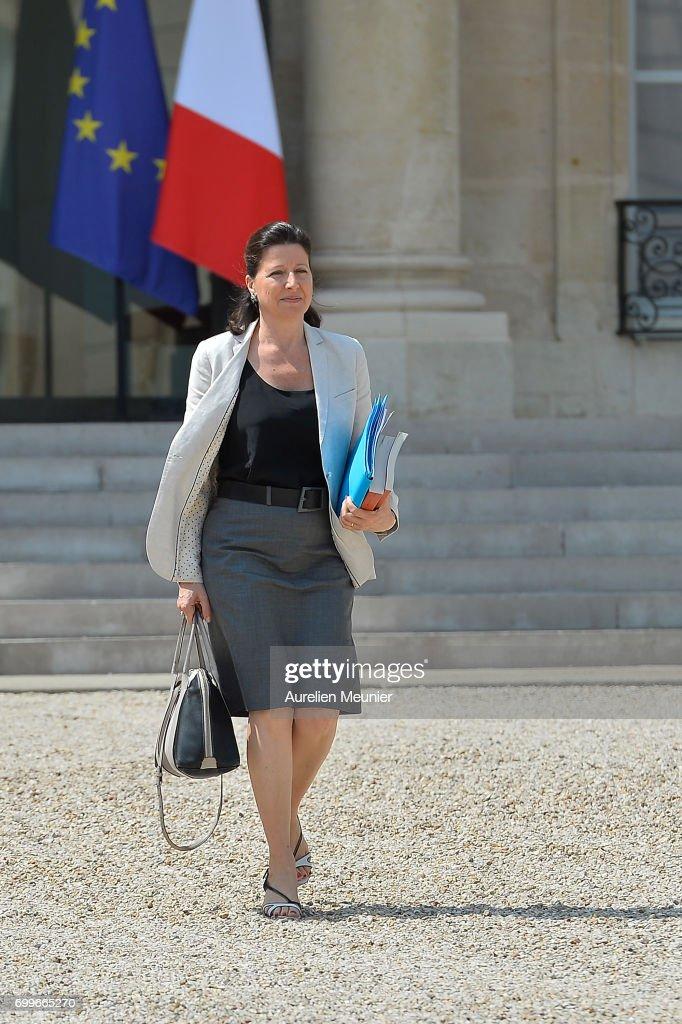 Weekly Meeting At Elysee Palace : News Photo