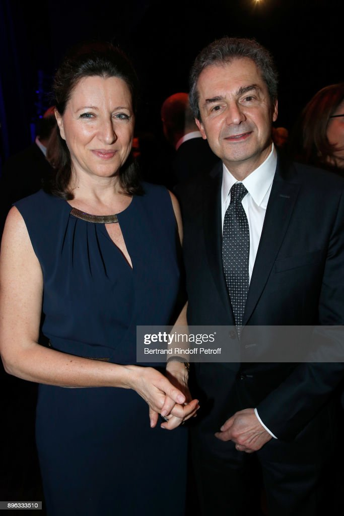 Gala Evening Of The Pasteur-Weizmann Council In Tribute To Simone Veil In Paris : News Photo