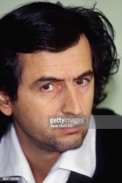 French Intellectual Bernard Henri Levy Paris May 26 1993